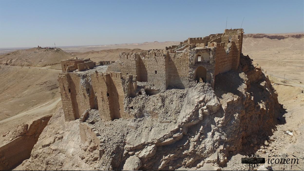 Citadel of Palmyra jpeg